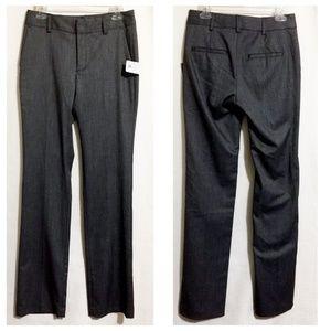 Zara Pants Sz 4 Gray Dress Pants